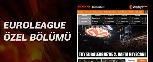 Euroleague de Sporx'te