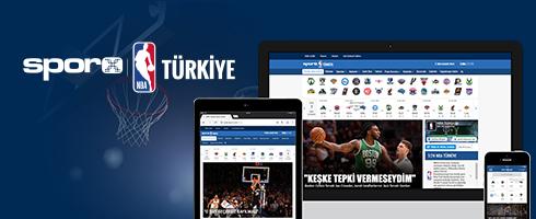 Sporx.com 1 yıl daha NBA.com'un Türkiye'deki resmi adresi olacak.